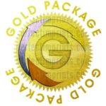 Gold Logo Design Package