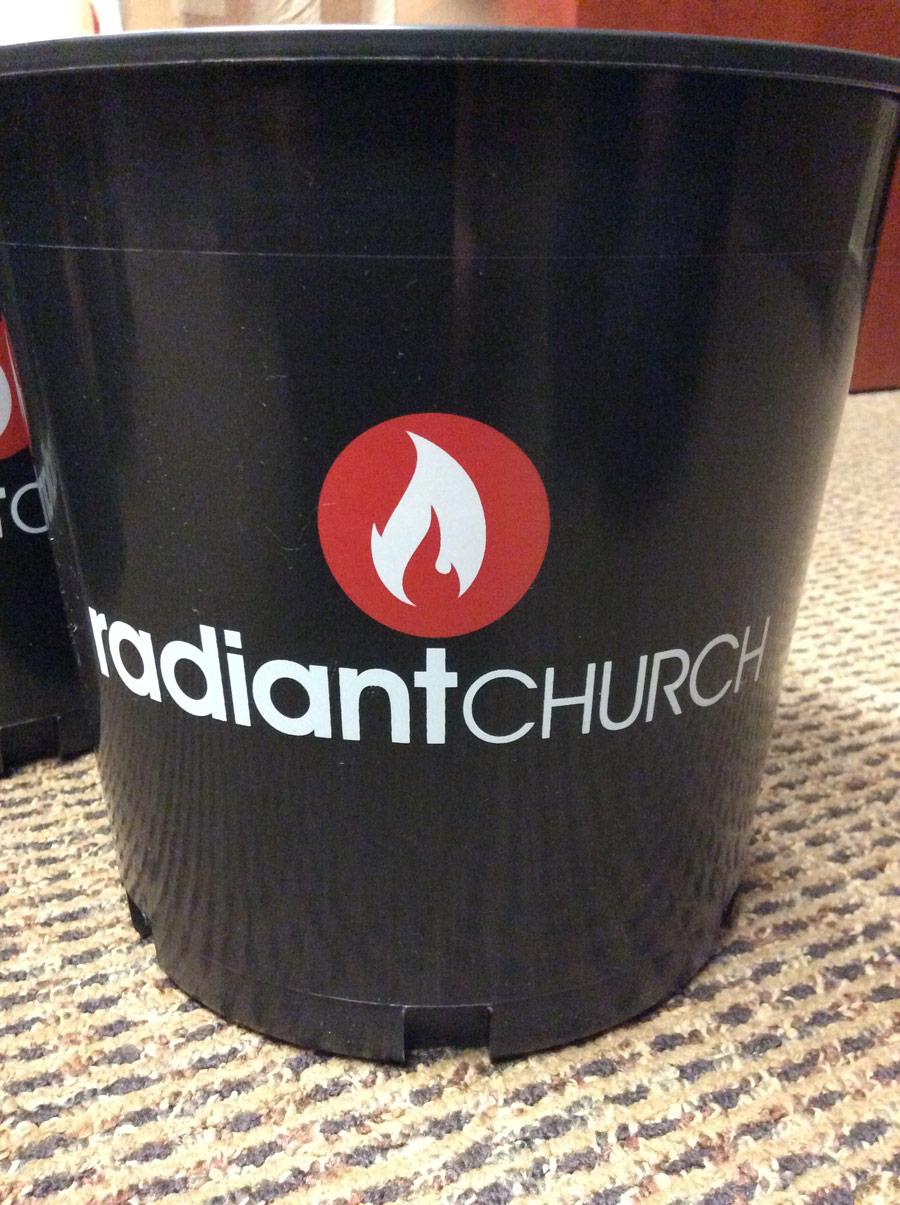 offering buckets