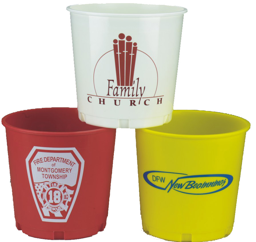 Church Offering Buckets