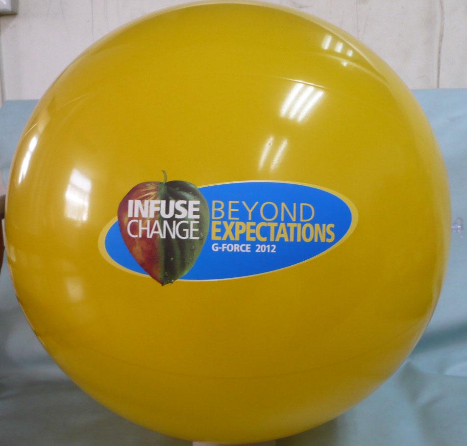 Full Color Beach Balls