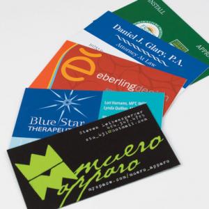 Luxury Finish Business Cards