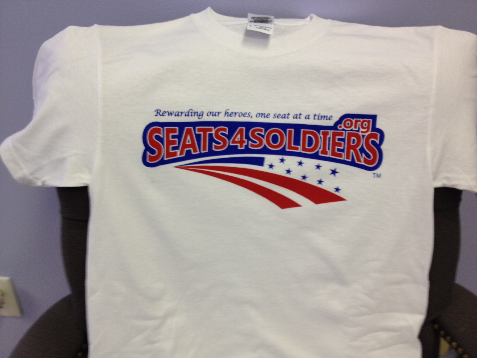 Seats4Soldiers T-Shirt