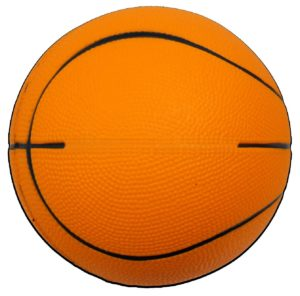 Foam Mini Basketballs