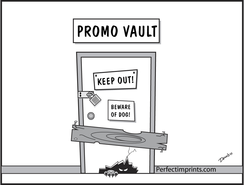 Hoard Marketing Syndrome - Promo Vault